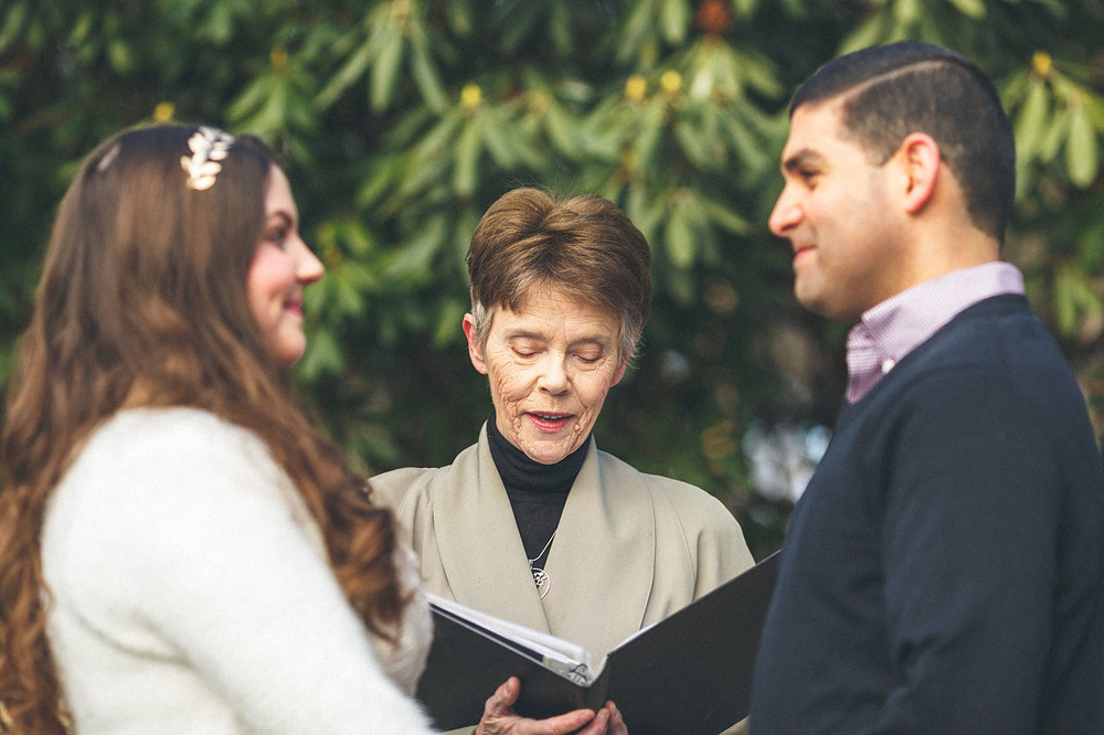 Wedding Officiant Kate Daly
