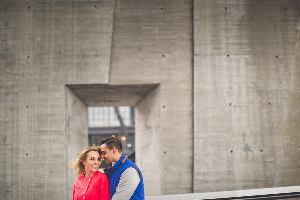 High Line NYC Engagement