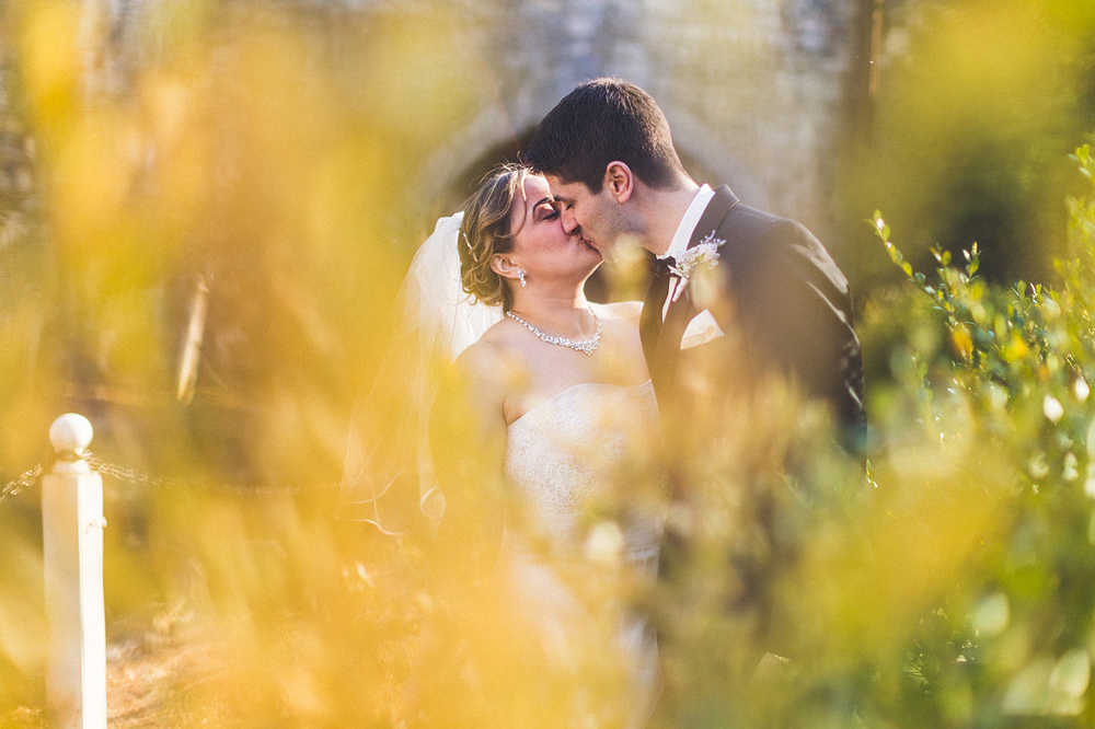 Inn at Millrace Pond Wedding Portraits