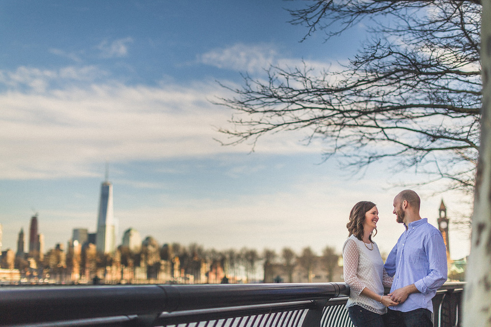 New York City Engagement