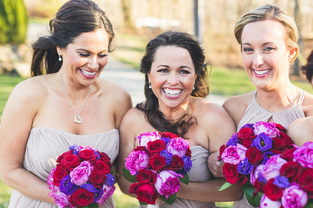 Chilly Bridesmaids