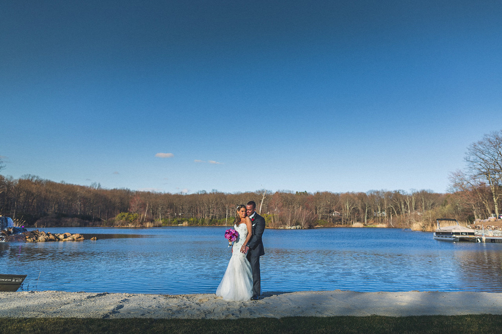 Rock Island Lake Club Wedding Sparta NJ