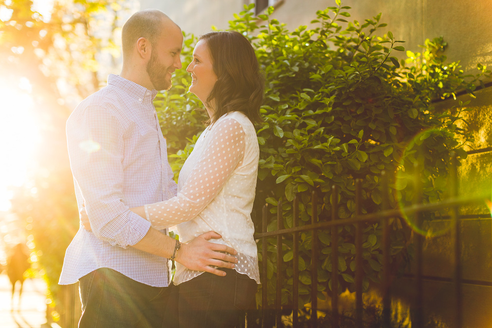 Hoboken Engagement