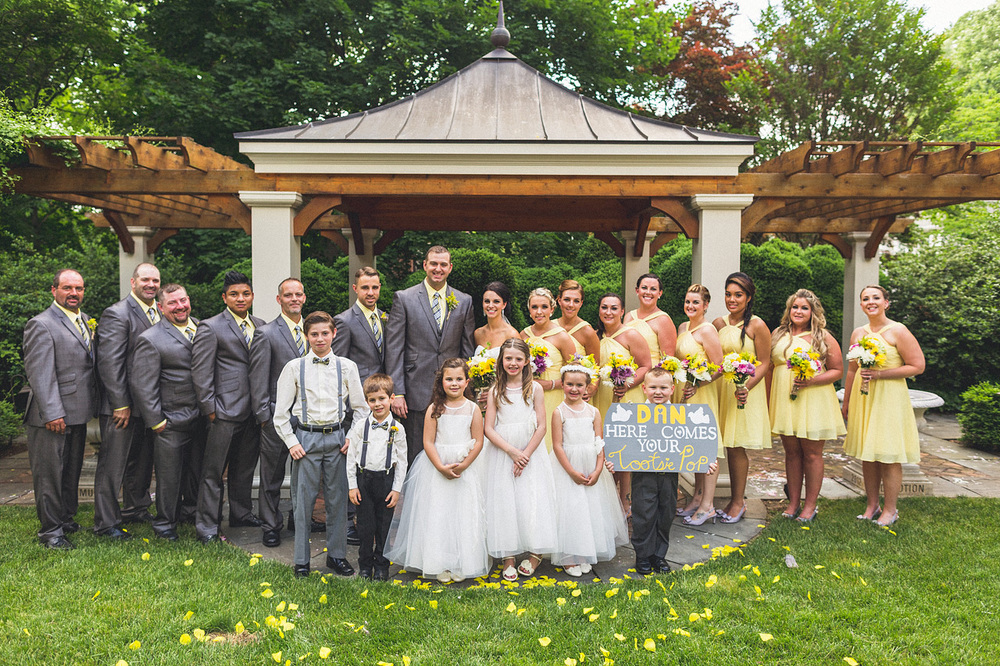 Haddonfield Historical Wedding