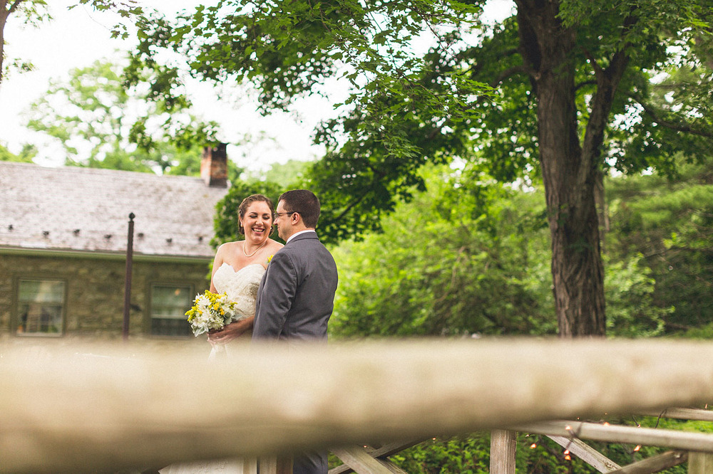 Inn at Millrace Pond Wedding
