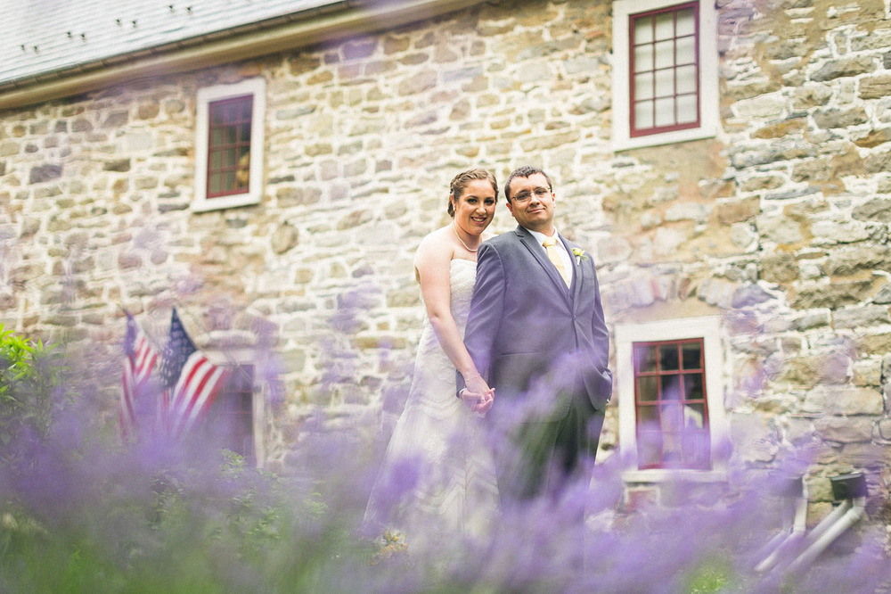 Hope New Jersey Wedding