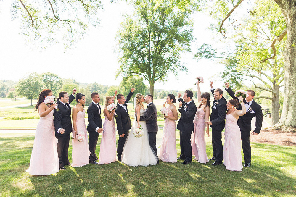 Fiddlers Elbow Bridal Party