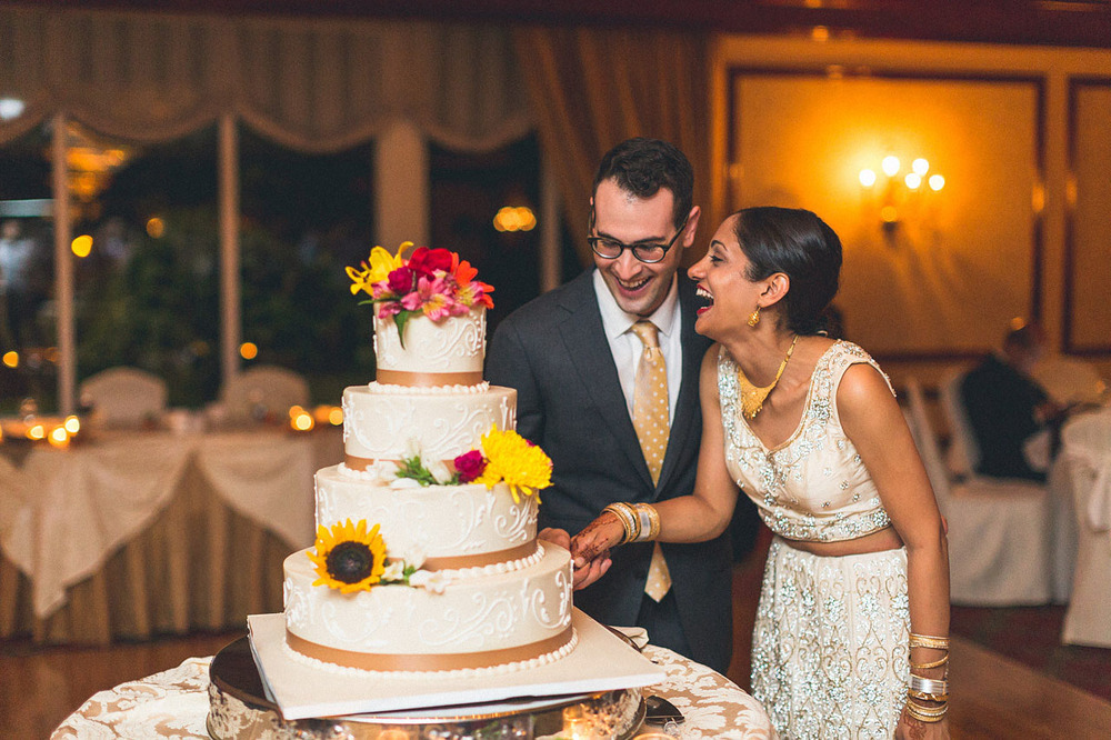 Mayfair Farms Cake Cutting
