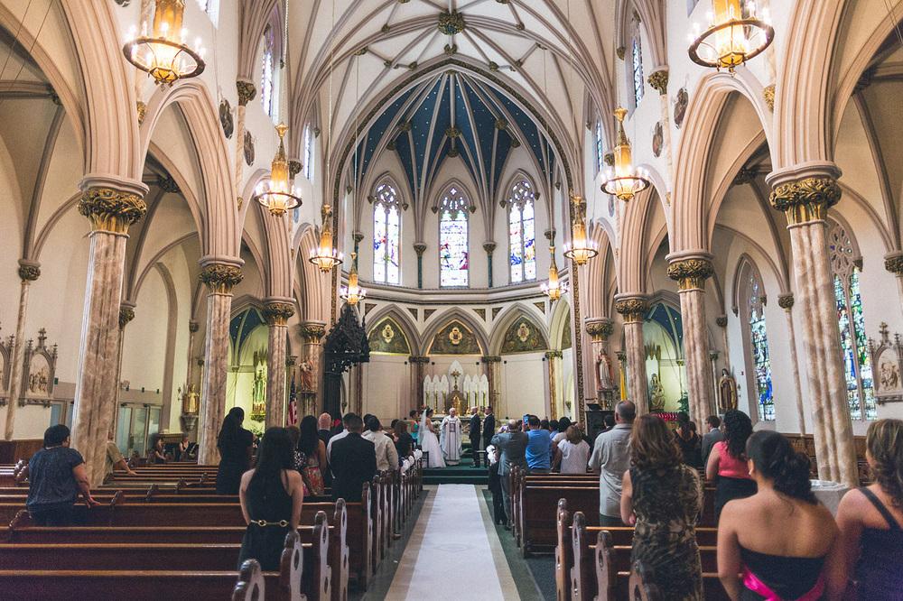 St Patricks Newark NJ