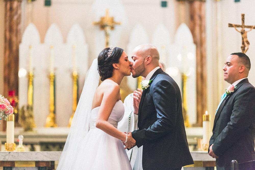 First Kiss St Patricks Newark NJ