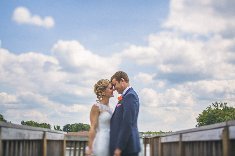 Creative Wedding Portrait NJ