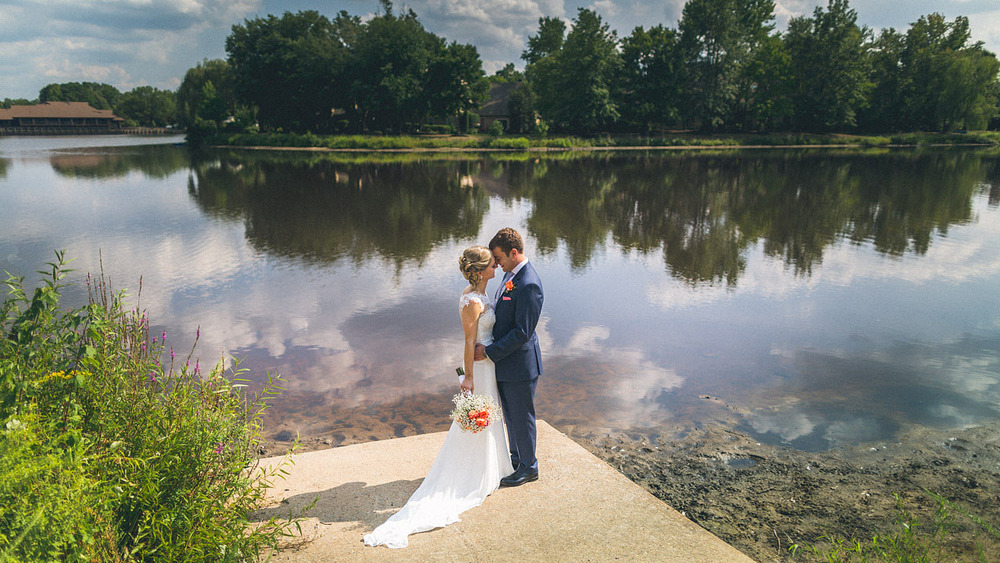 Epic Wedding Portrait NJ