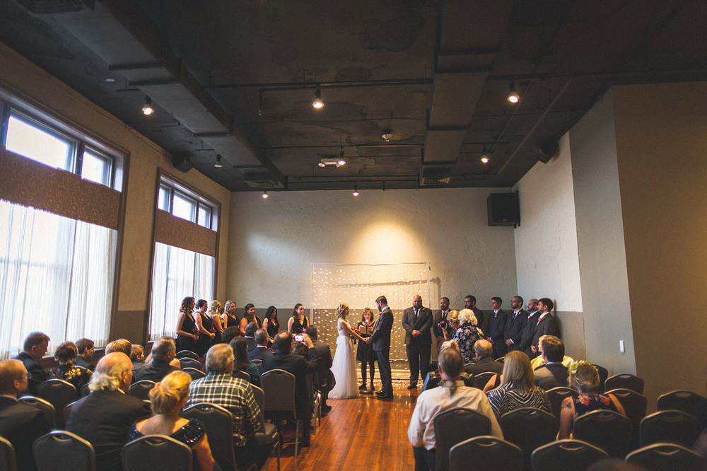 Wedding Allentown Brewworks