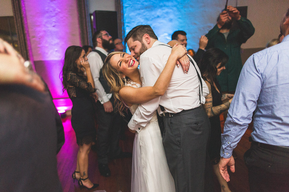 Allentown Brewworks Wedding