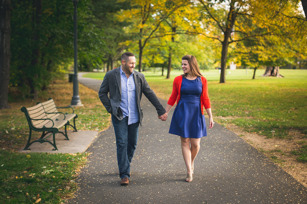 Montclair Engagement Photographer