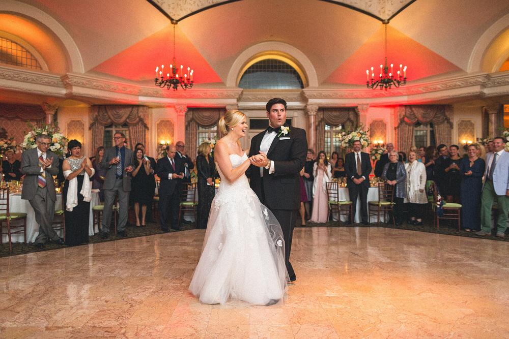 Pleasantdale Chateau Wedding Reception