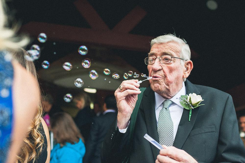 Grandpa Bubbles