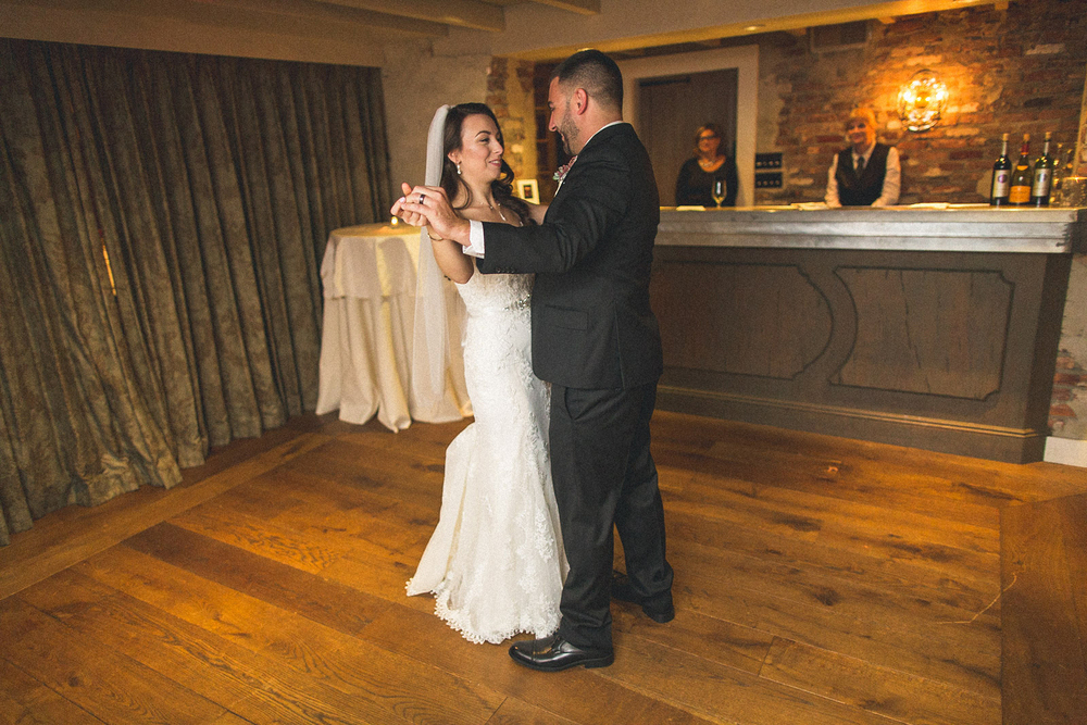 Bernards Inn Wedding