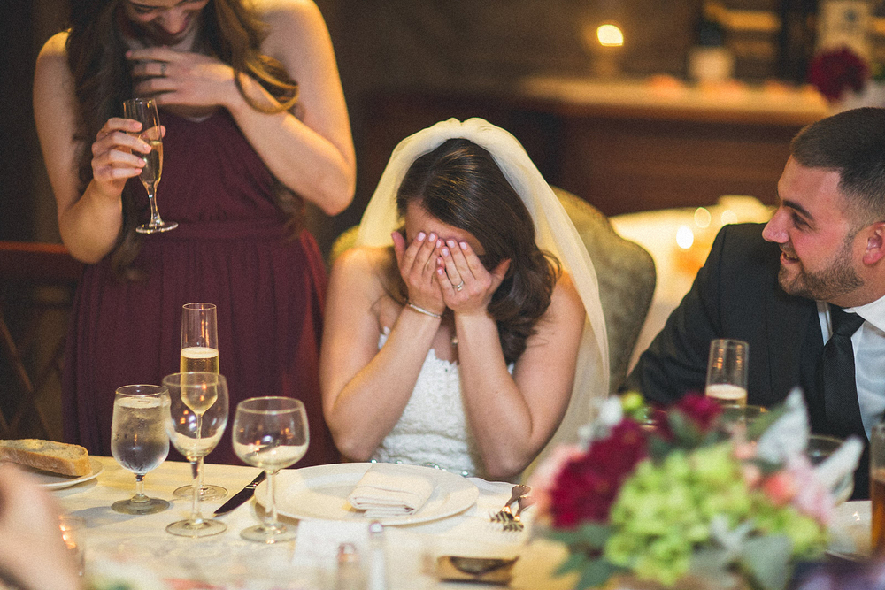 Bride Embarassed by Sister