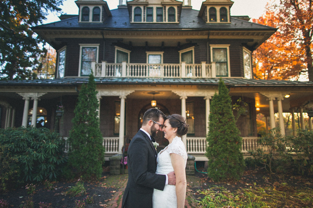 Wedding Photography Oakeside Mansion