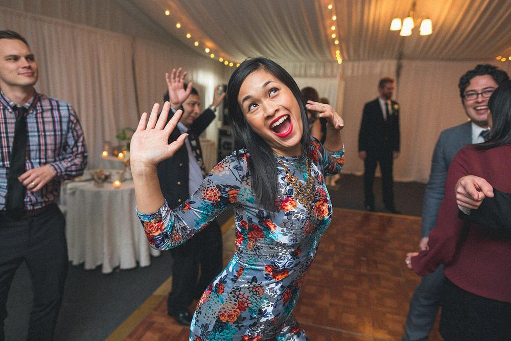 Oakeside Mansion Wedding Fun
