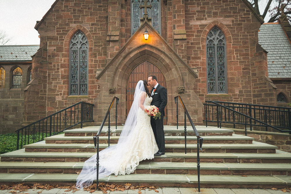 Wedding Photography Chapel of the Immaculate Conception at Seton