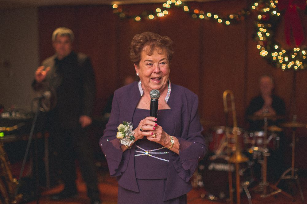 Grandma Sings Wedding