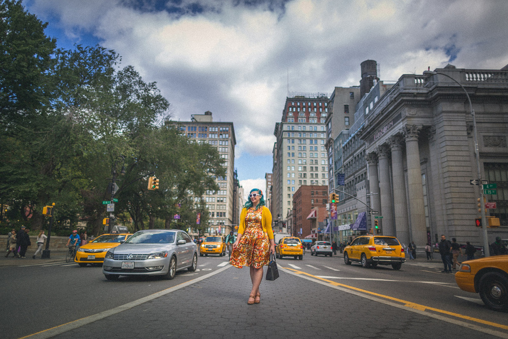 New York City Portrait Photography