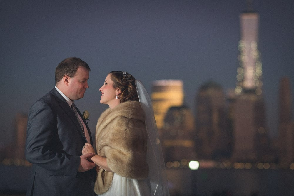 Liberty State Park Wedding Photography