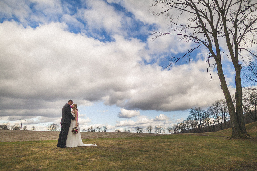 Warren County NJ Wedding Portrait