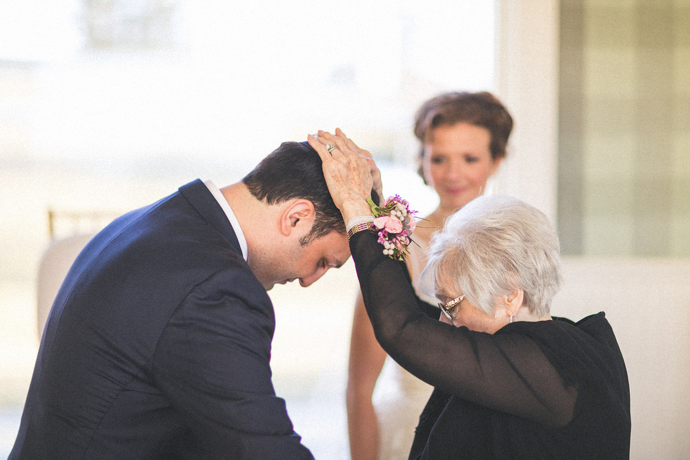 Wedding Blessing from Grandma