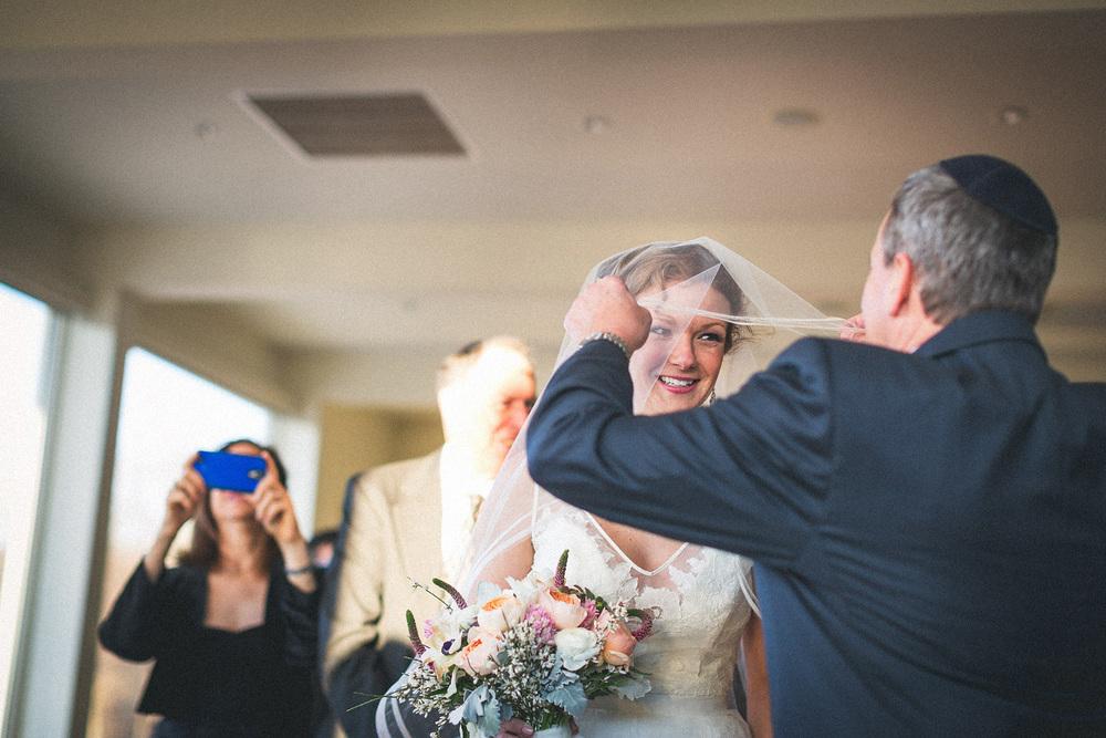 Father reveals Bride