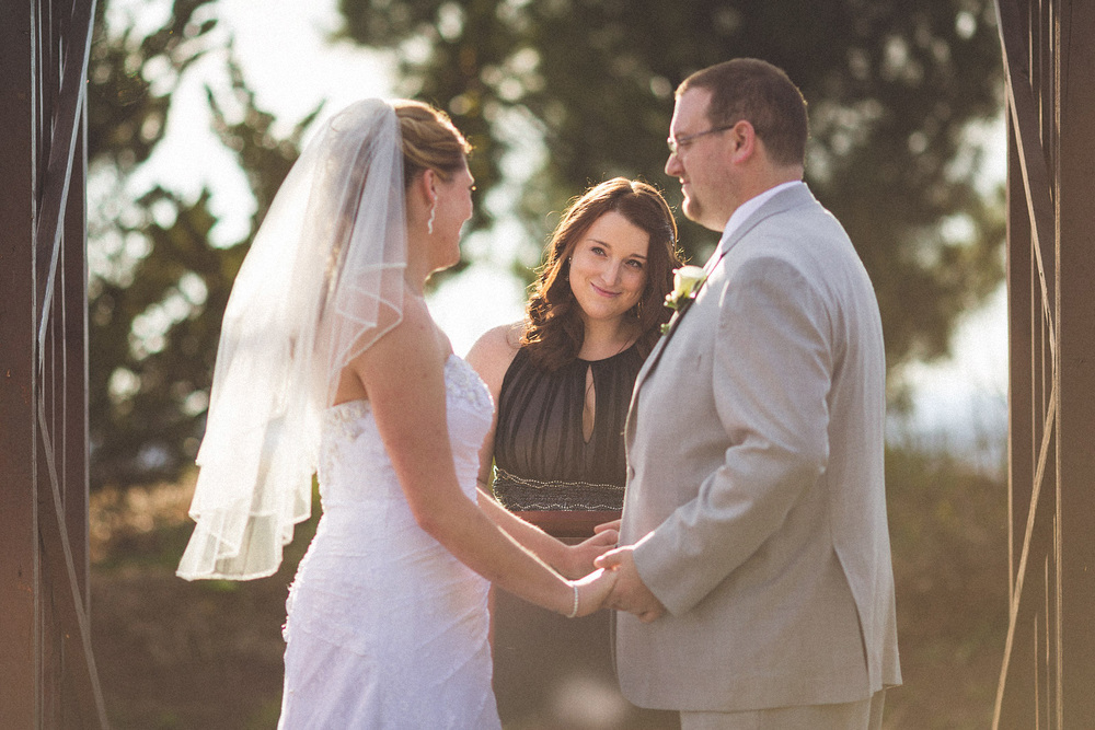 Officiant Crystal Springs