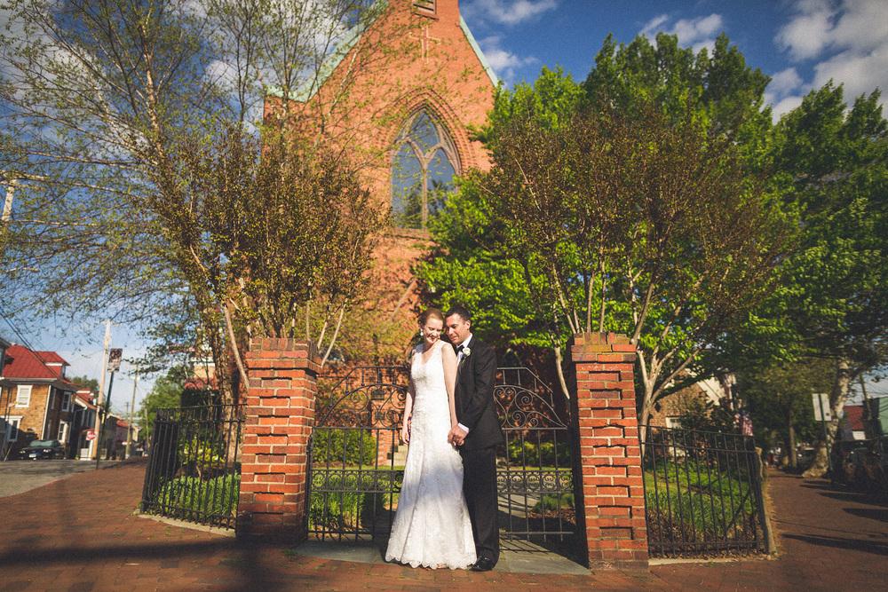 Annapolis Maryland Creative Wedding Photography