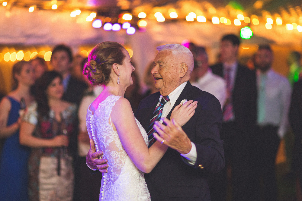 Dance with Grandfather