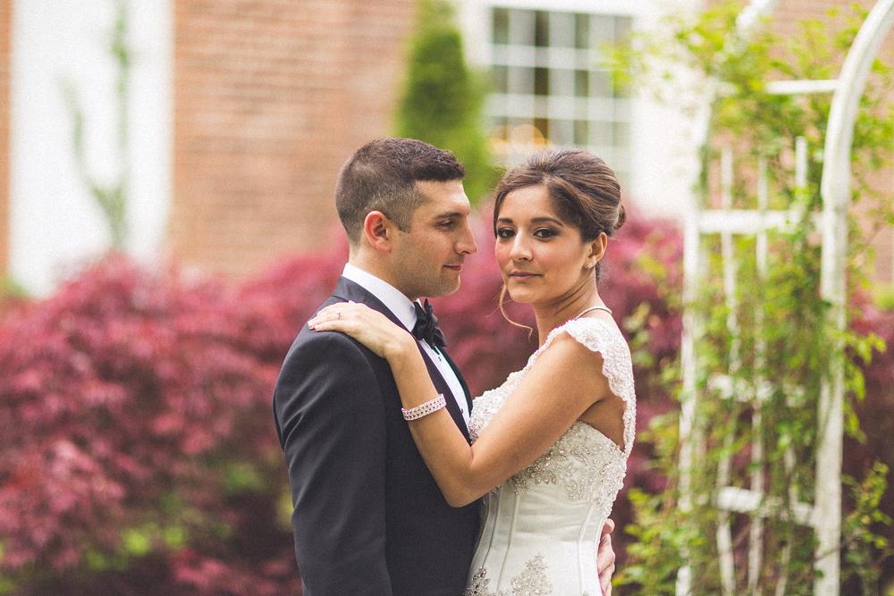 The Rockleigh Wedding Portrait