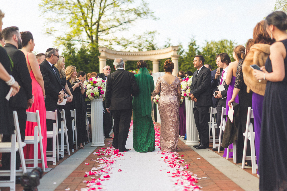The Rockleigh Wedding Ceremony