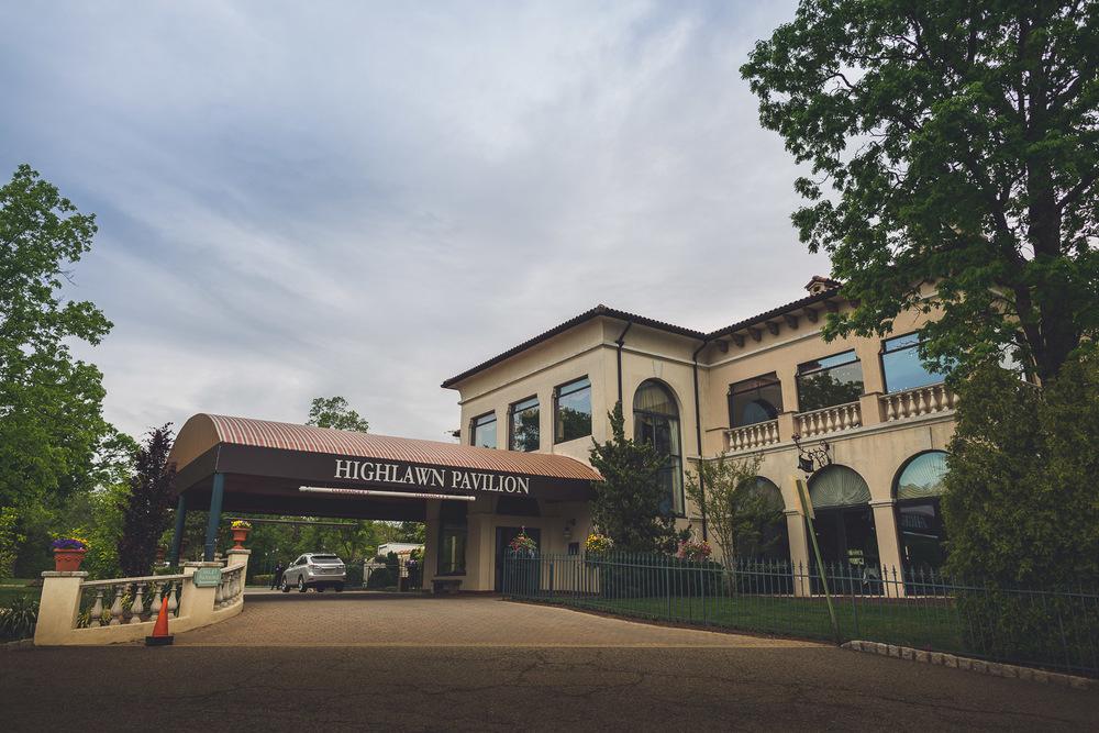 Highlawn Pavilion West Orange New Jersey
