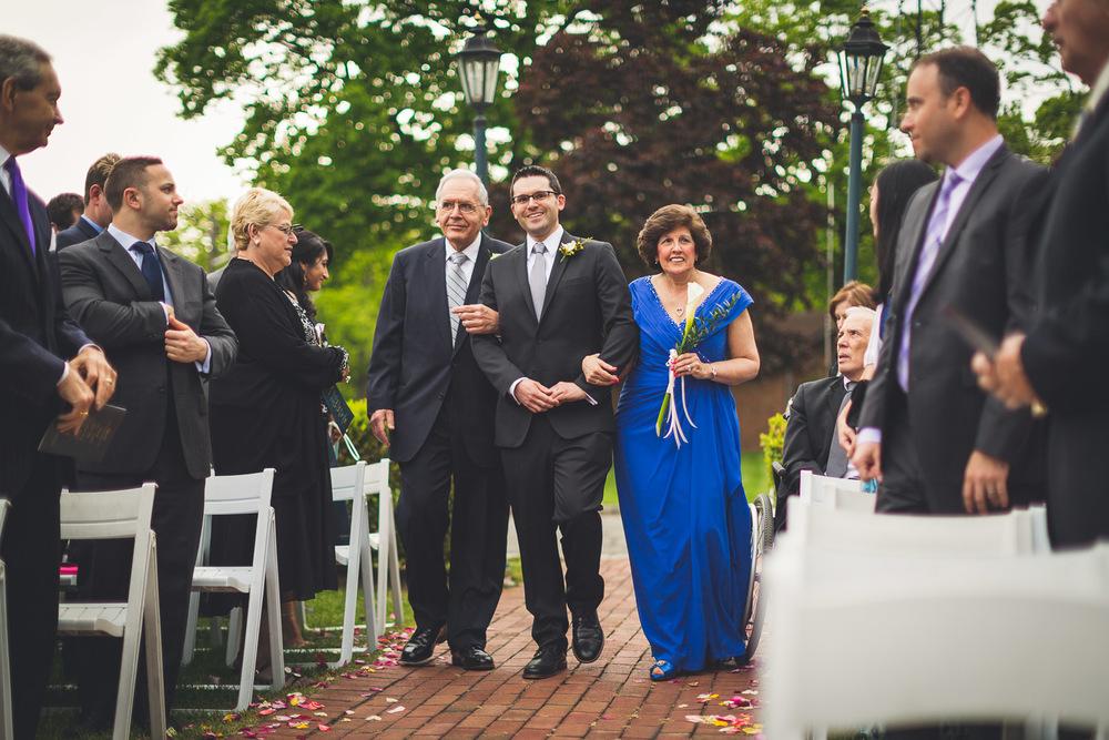 Wedding Ceremony Highlawn Pavilion