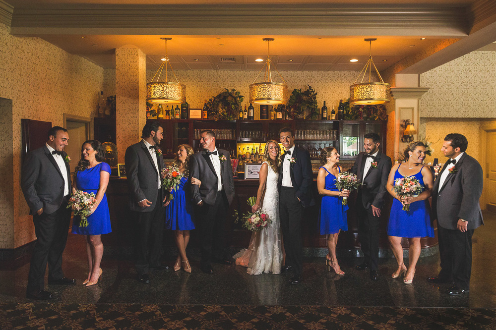 Brooklake Wedding Bridal Party