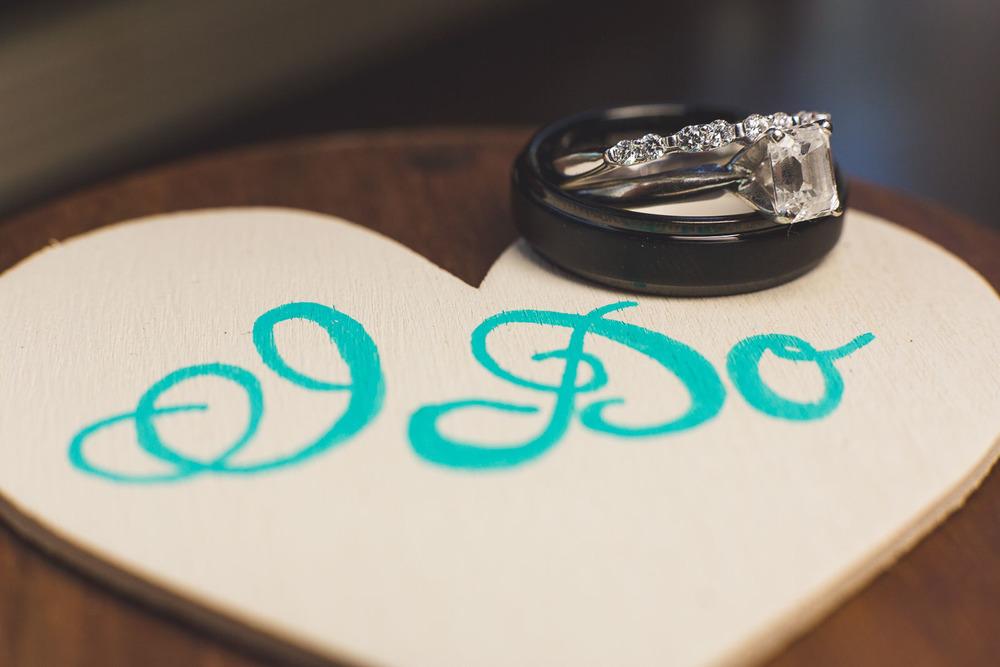 I Do Ring Box