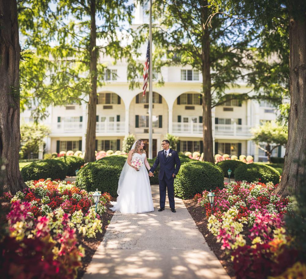 Creative Wedding Photography Madison Hotel