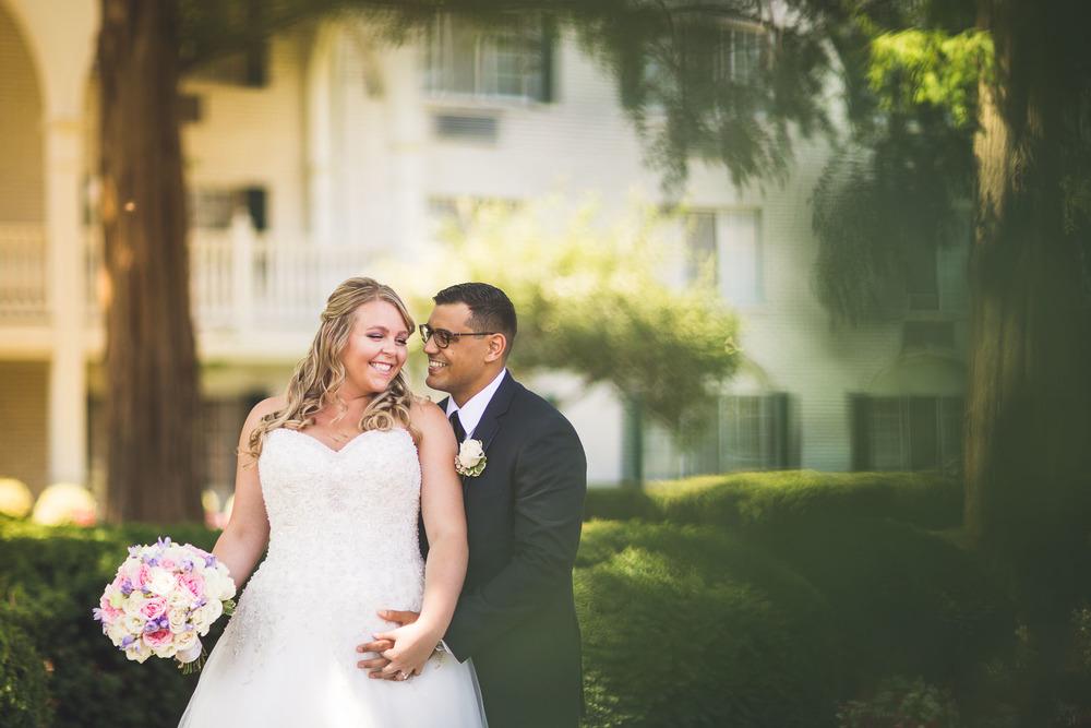 Wedding Photo Madison Hotel