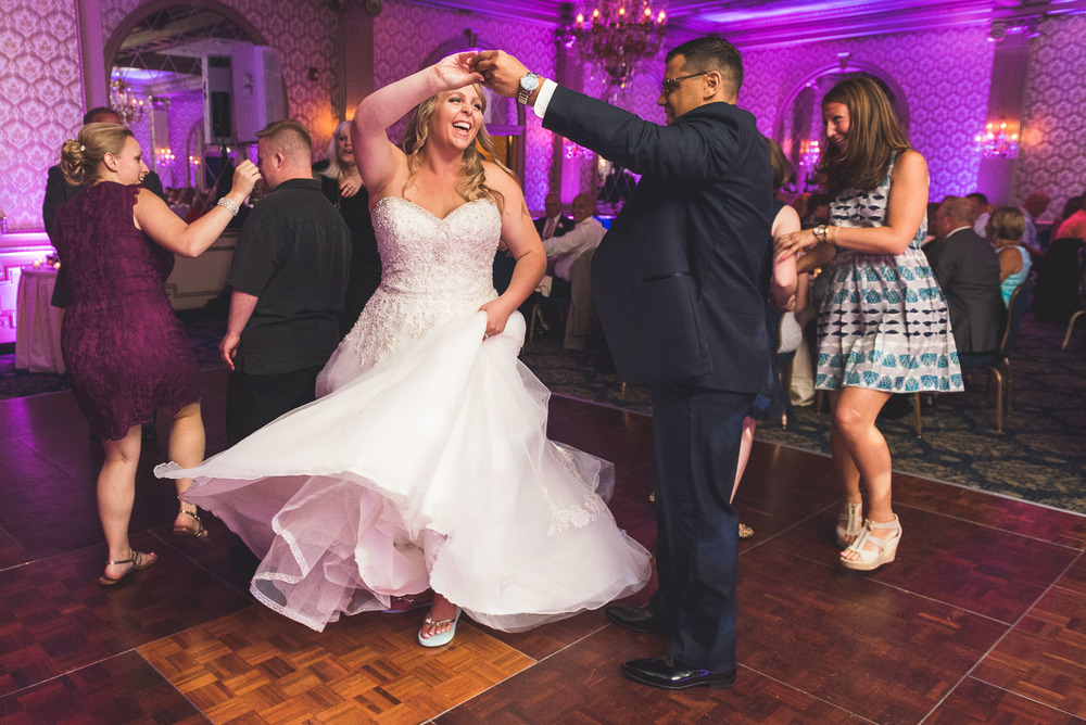 Madison Hotel Dance Photography