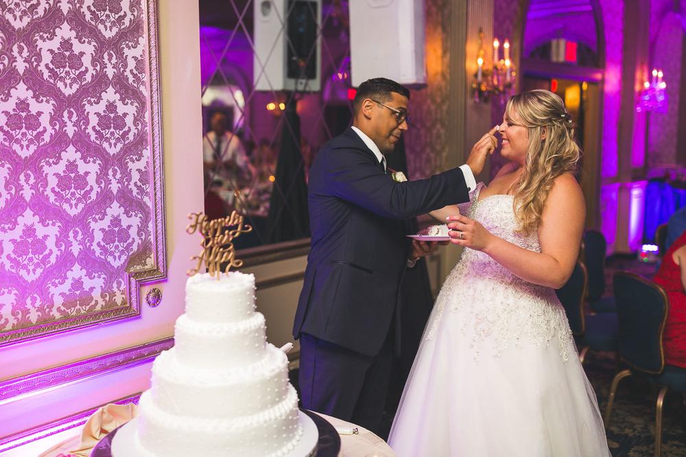 Cake Cutting Madison Hotel