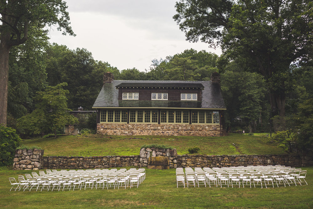 Wedding at The Stickley Museum