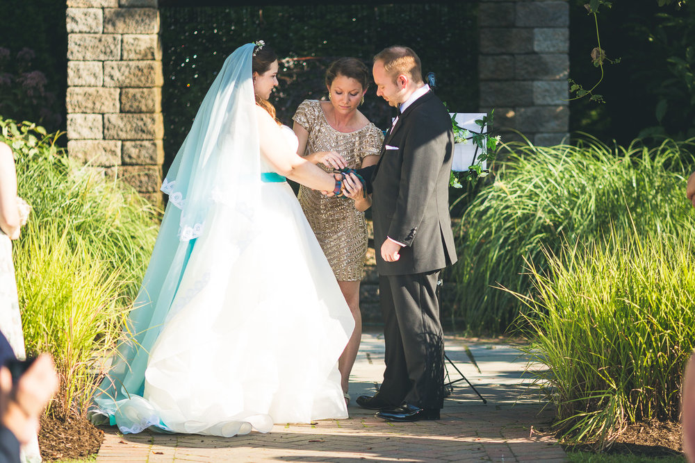 Sussex Conservatory Wedding Ceremony