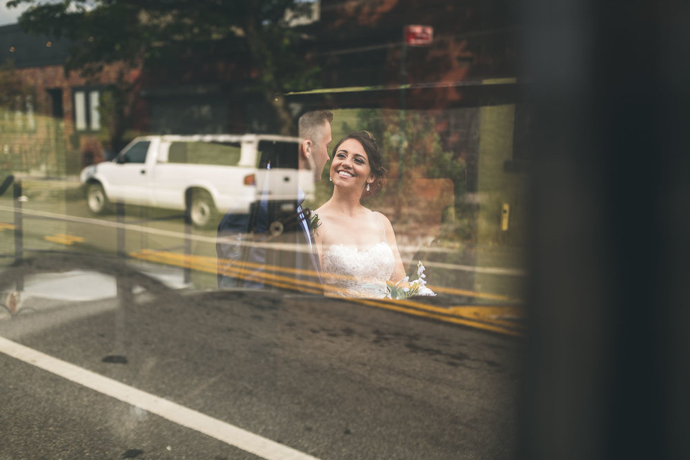 Creative Wedding Portraits Brooklyn New YOrk
