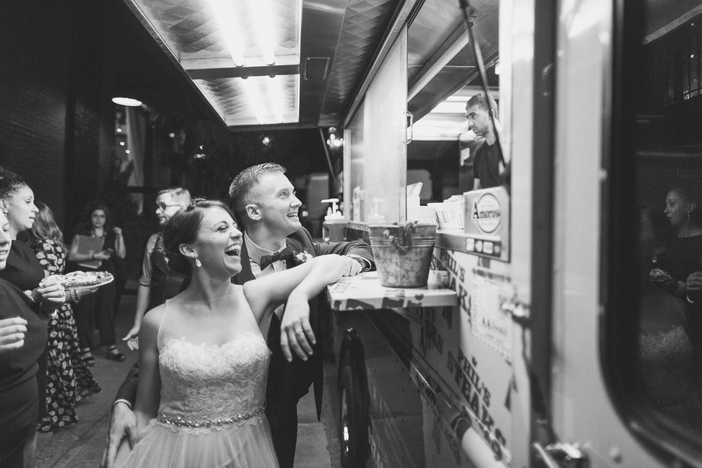 Food Truck Wedding