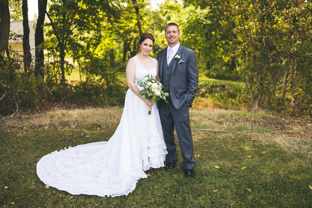 Warren County Wedding Photographer